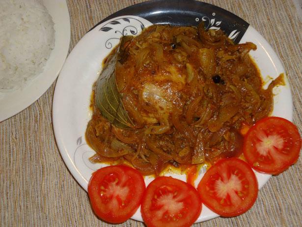 Chicken-Do-Pyaaza