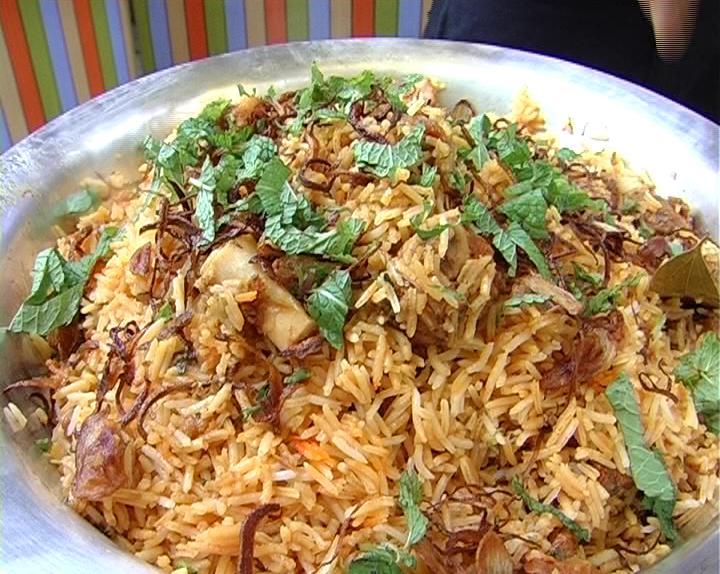 Eid Special Mutton Biryani